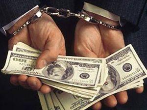 В Днепропетровской области чиновника поймали на взятке в 6 тысяч гривен