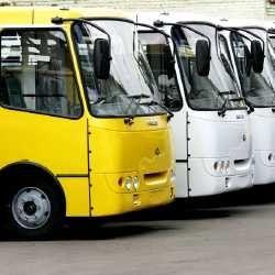 В Днепропетровске «рассортируют» автобусы