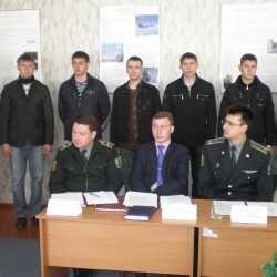 Днепропетровщина отправила в Президентский полк 20 юношей