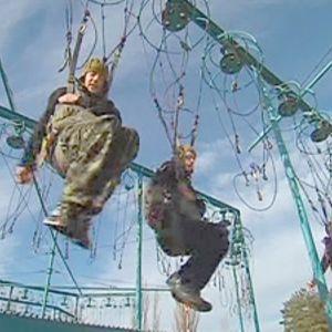 В Днепропетровской области настоятель храма организовал воздушно-десантный клуб