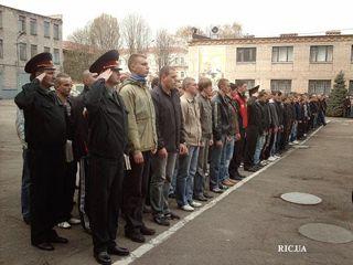 В Днепропетровске в армию отправят 600 допризывников