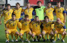 Сборная Украины сыграет два товарищеских матча с болгарами
