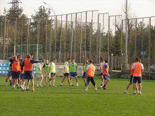 Ветераны киевского Динамо разгромили своих фанатов