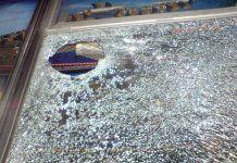 Болельщиков Шахтера закидали камнями под Киевом