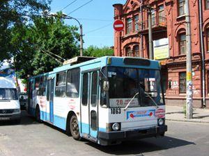 За пассажирами троллейбусов в Днепропетровске будут следить видеокамеры