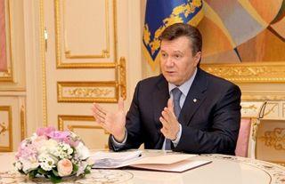 Украина подала заявку на проведение зимних Олимпийских игр в 2022 году