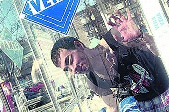 Криворожанин 13 дней прожил в прозрачном доме