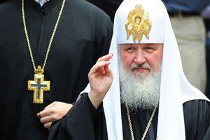 Украину с двухдневным визитом посетит патриарх Кирилл