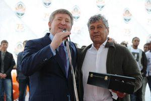 В Донецке открыта Аллея славы Шахтера
