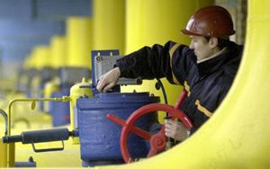 Российский газ для Украины подорожает до 400 долларов