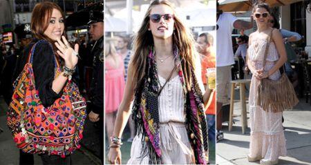 Табор уходит в небо: мода с цыганским колоритом