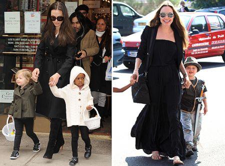 Анджелина Джоли больше никогда не будет носить джинсы