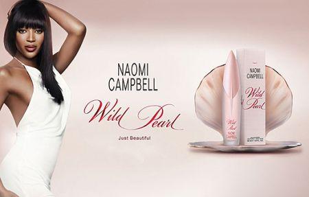 Дикая жемчужина от Наоми Кэмпбелл