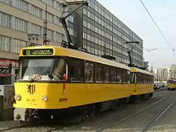 Горэлектротранспорту не хватает денег на кредит за скандальные б/у трамваи