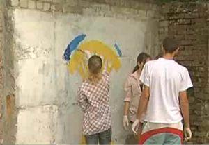 В Днепропетровске старым зданиям дали новую жизнь