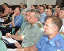 В Днепропетровске прошли командно-штабные антитеррористические учения