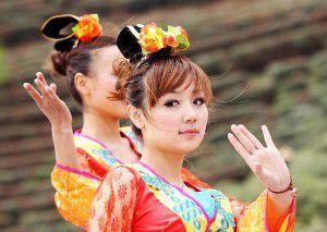 Китайский парк сделал бесплатный вход для девственниц