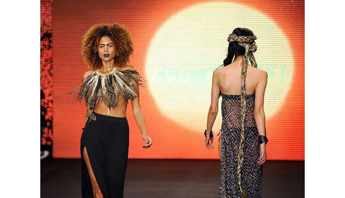 Бейонсе презентовала коллекцию на Неделе моды в Лондоне