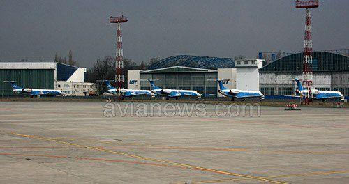 В Днепропетровске появилась новая авиакомпания — Авиаднепр