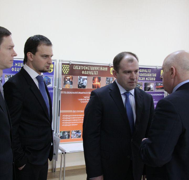 У 2013 році на Дніпропетровщині розпочнеться реалізація першого в Україні проекту «Study in Dnipropetrovsk Region»
