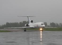 Стихия внесла коррективы в работу главных аэропортов Украины