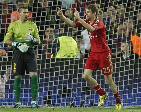 Барселона - Бавария: Немцы разгромили команду Месси дважды подряд