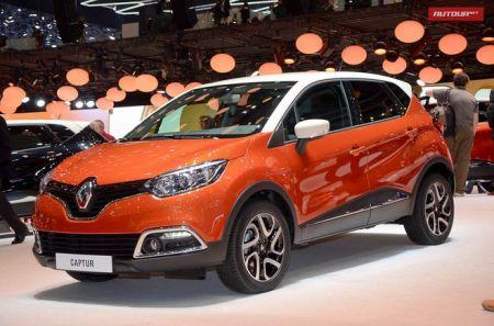 Renault выпустит заряженный кроссовер