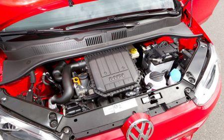 Volkswagen Polo получит 1-литровый двигатель