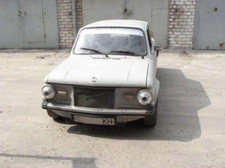 В Украине продается Запорожец с мощным двигателем BMW