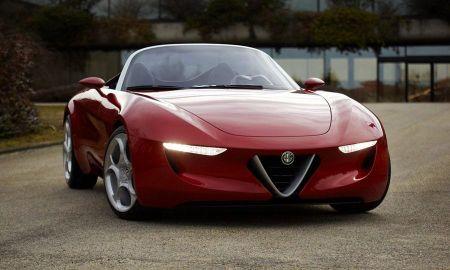 Alfa Romeo Spider породнится с Mazda MX-5