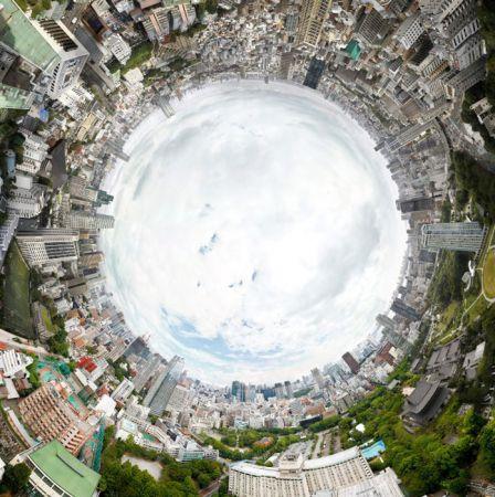 Создана уникальная 180-гигапиксельная панорама Токио