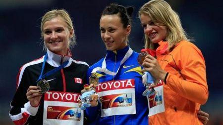 Анна Мельниченко покорила Москву — стала чемпионкой мира в семиборье. +ВИДЕО
