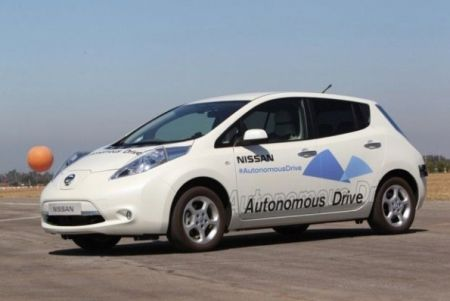 Nissan пообещал выпустить серийный автомобиль с искусственным интеллектом