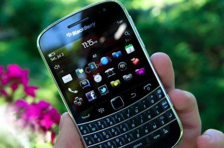 BlackBerry уволит 40% сотрудников