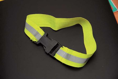 Светящиеся «браслеты» станут обязательными для пешеходов