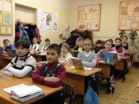 Днепропетровские школьники останутся на 5-дневке