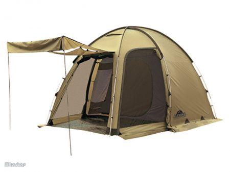 Треккинговые туристические палатки и их особенности