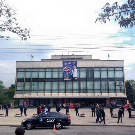 В Днепропетровске проходит митинг сторонников КПУ