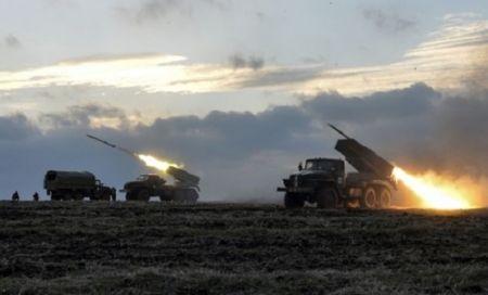 Боевики обстреляли Широкино и Новоселовку Вторую