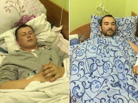 Следствие доказало, что захваченные в плен офицеры РФ причастны к подрывной деятельности