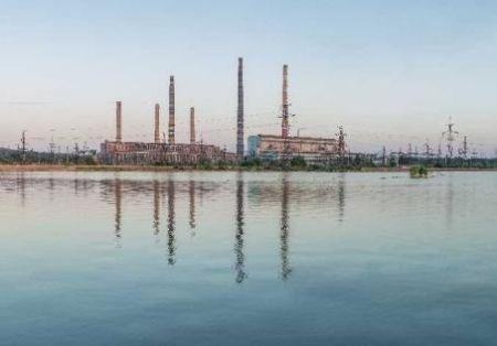 Славянская ТЭС остановила производство, у компании нет денег на уголь