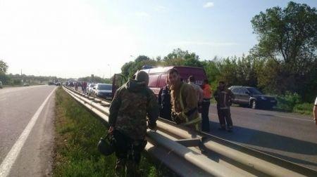 В Харьковской области мужчина захватил в заложники людей и убил двух человек