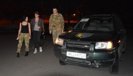 В Днепропетровск доставили бойца, который попал в плен в Илловайском котле
