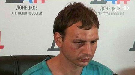 Боевики ДНР заставляли врать украинского военного о бое под Марьинкой