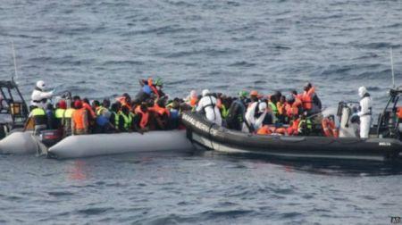Моряки спасли в море две тысячи мигрантов