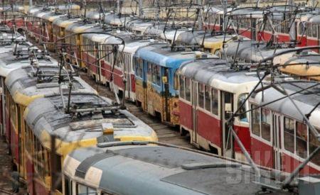 В украинском общественном транспорте опасно ездить