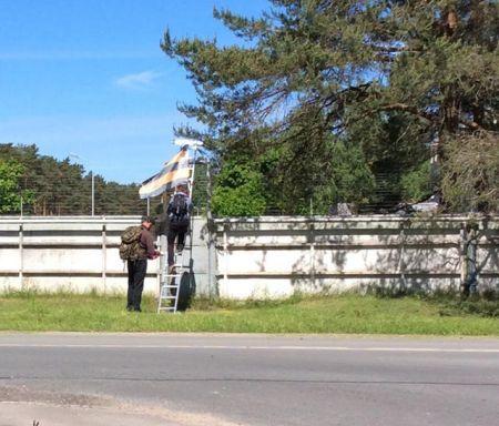 Россияне пытались ворваться на военную базу в Латвии