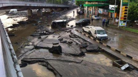 Ущерб от наводнения в Тбилиси может достичь $45 млн