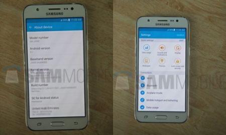Samsung выпустила J5 и J7 с фронтальными вспышками