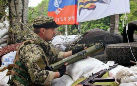 В районе Марьинки задержаны диверсанты ДНР